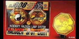 DJ808  HALOGEN SPOT LIGHT