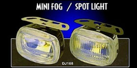 DJ168  MINI FOG / SPOT LIGHT